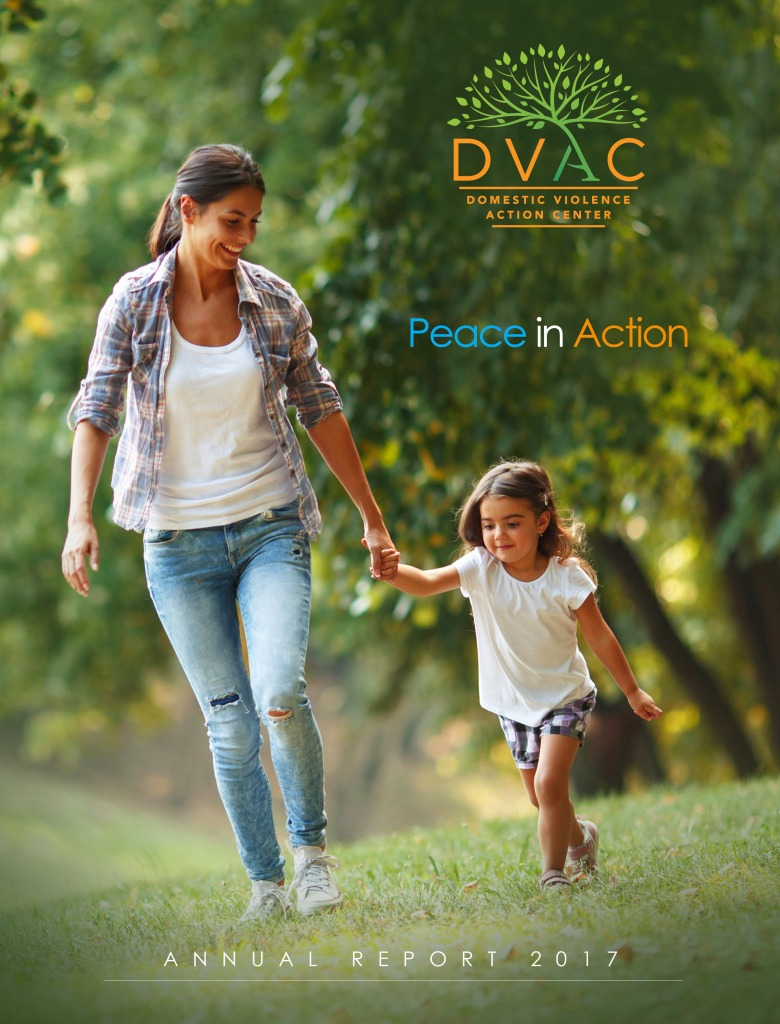 DVAC FY2017 Annual Report Cover